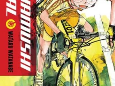 Manga Yowamushi Pedal Memberitahukan Akan Ada 'Pengumuman Penting' 15