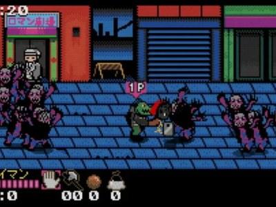 Anime Dorohedoro Dapatkan Game Browser PC 8-bit Gratis 11
