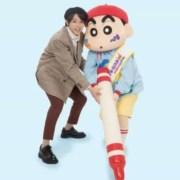 Film Anime Crayon Shin-chan Tahun 2020 Diperankan Aktor Yūki Yamada 17