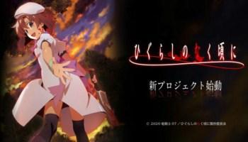 Visual Novel Higurashi No Naku Koro Ni Mendapatkan Adaptasi Anime Baru Wibumesta