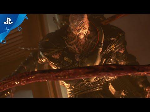 Trailer Game Resident Evil 3 Remake Yang Menampilkan Nemesis Dirilis 1