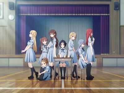Franchise 22/7 Dapatkan Manga Yang Dimulai Pada Tanggal 12 Januari 20