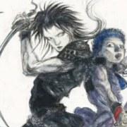 Yoshitaka Amano Menggambar Visual Baru Untuk Anime Gibiate 19