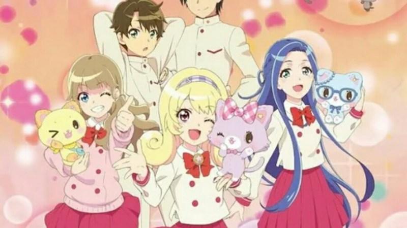 Anime TV Mewkledreamy Dari Sanrio Ungkap Seiyuu, Staf Lainnya, Dan Tanggal Tayangnya 1
