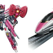 Robot Terbaru Dari Hello Kitty Adalah Transformasi Shinkalion 8