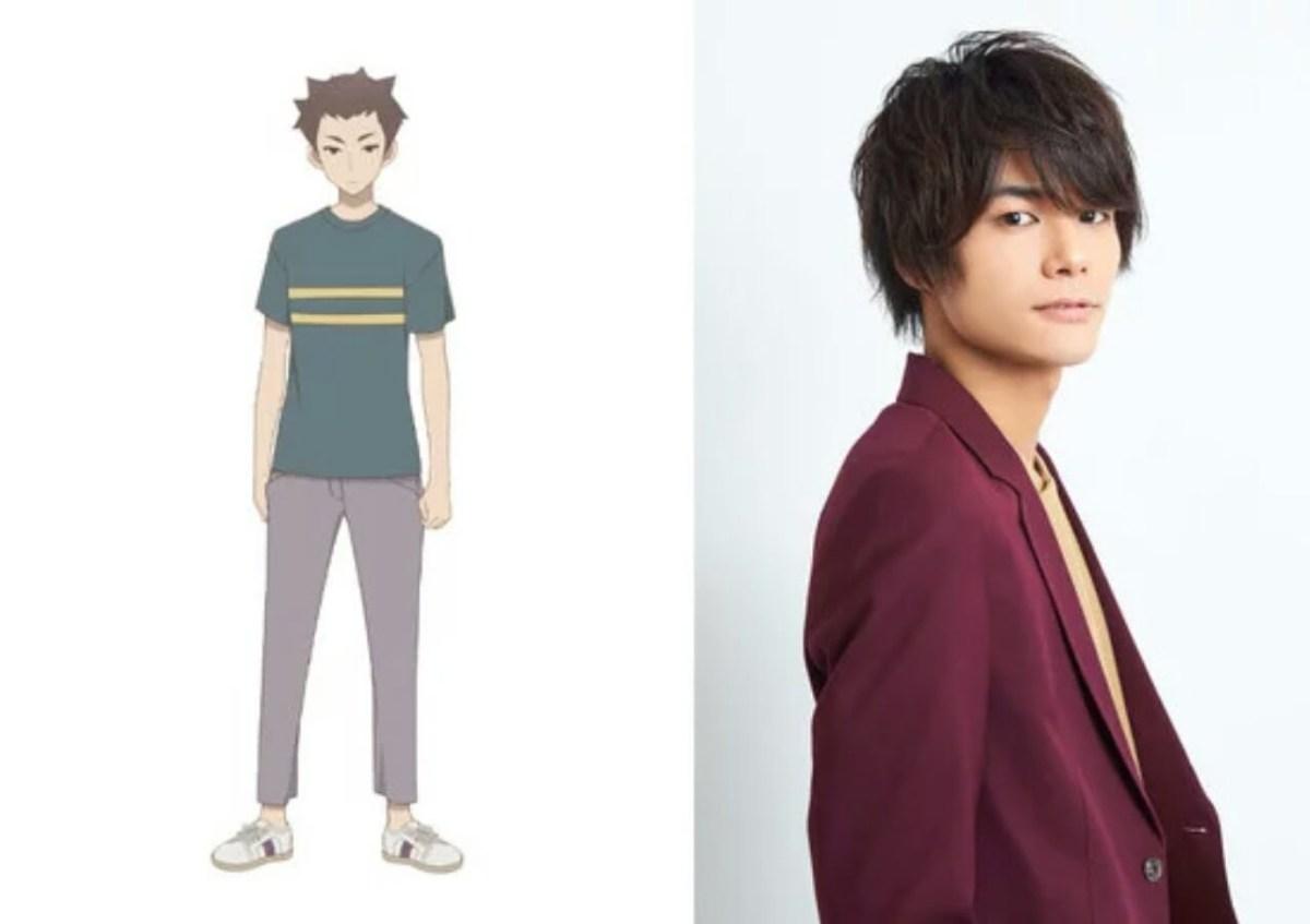 Anime Kakushigoto Diperankan Oleh Taku Yashiro, Kiyono Yasuno, Ayane Sakura, Ayumu Murase 2