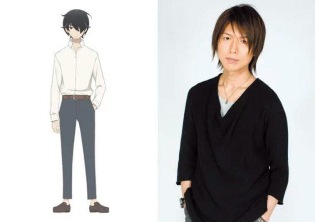 Anime Kakushigoto Diperankan oleh Natsuki Hanae, Rikiya Koyama, Manami Numakura 5