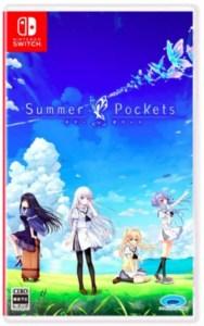 Versi Inggris Visual Novel Summer Pockets Debut Di Steam 2