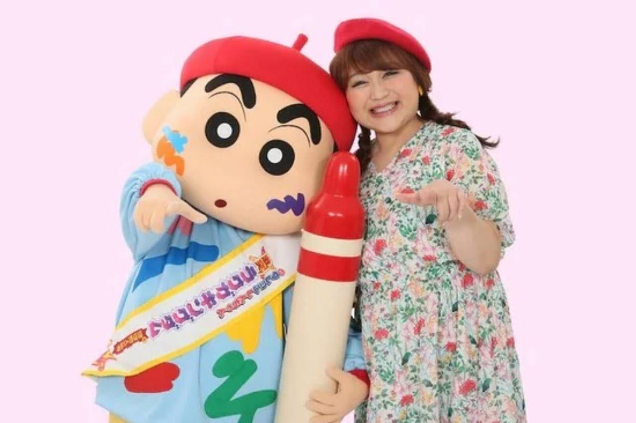 Film Anime Crayon Shin-chan Tahun 2020 Akan Diperankan Ringo-chan Sebagai 3 Karakter 1