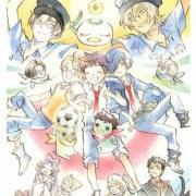 Kolaborator Ikuhara Sebelumnya Beserta Wajah Baru Berkontribusi Pada Manga Antologi Sarazanmai 13