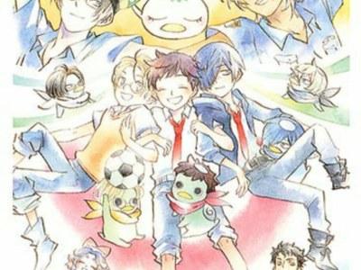 Kolaborator Ikuhara Sebelumnya Beserta Wajah Baru Berkontribusi Pada Manga Antologi Sarazanmai 1
