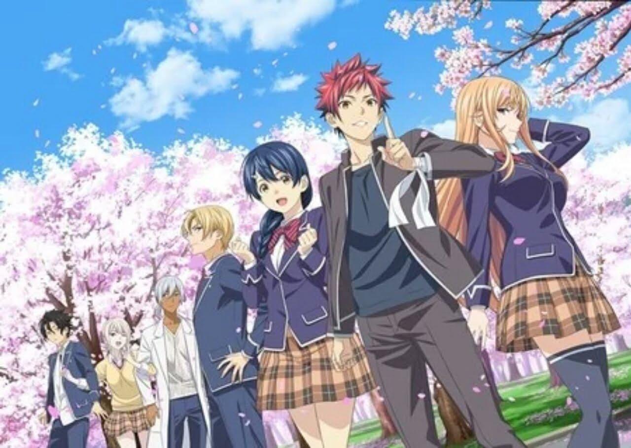 nano.RIPE, Mai Fuchigami Nyanyikan Lagu Tema Untuk Season Ke-5 Anime Food Wars! Shokugeki no Soma 1