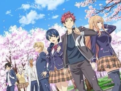 nano.RIPE, Mai Fuchigami Nyanyikan Lagu Tema Untuk Season Ke-5 Anime Food Wars! Shokugeki no Soma 9