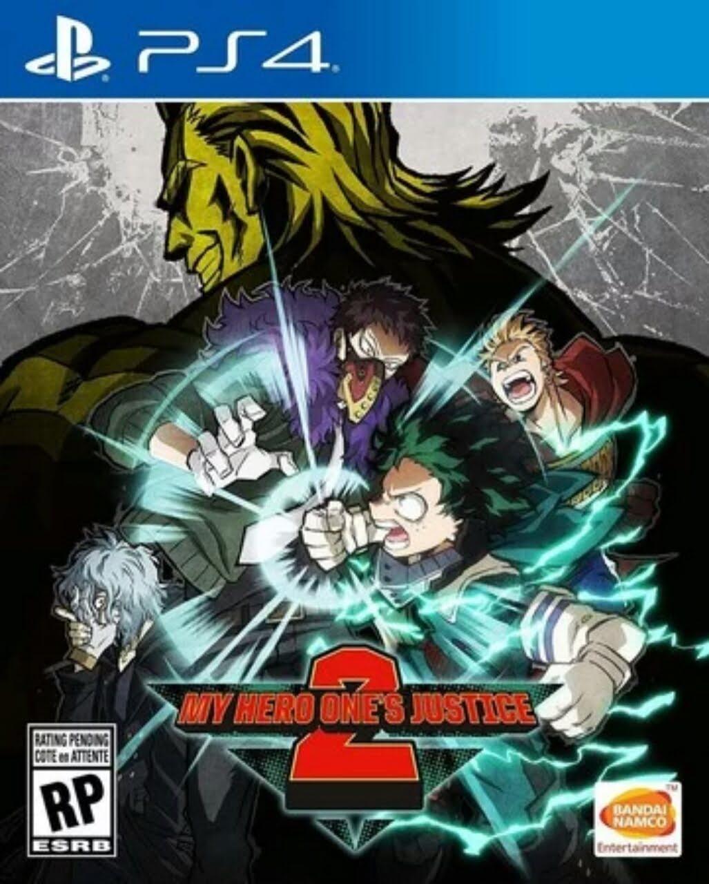 Game My Hero One's Justice 2 Ungkap Camie Utsushimi, Seiji Shishikura Sebagai Karakter Yang Bisa Dimainkan 1