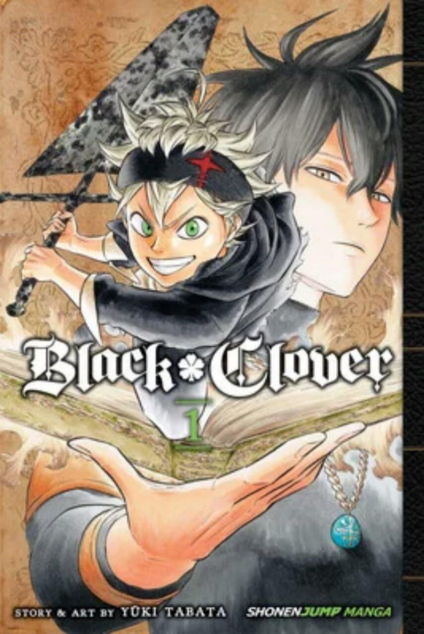 Manga Black Clover Berhenti Sementara 1 Minggu 1