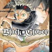 Manga Black Clover Berhenti Sementara 1 Minggu 10