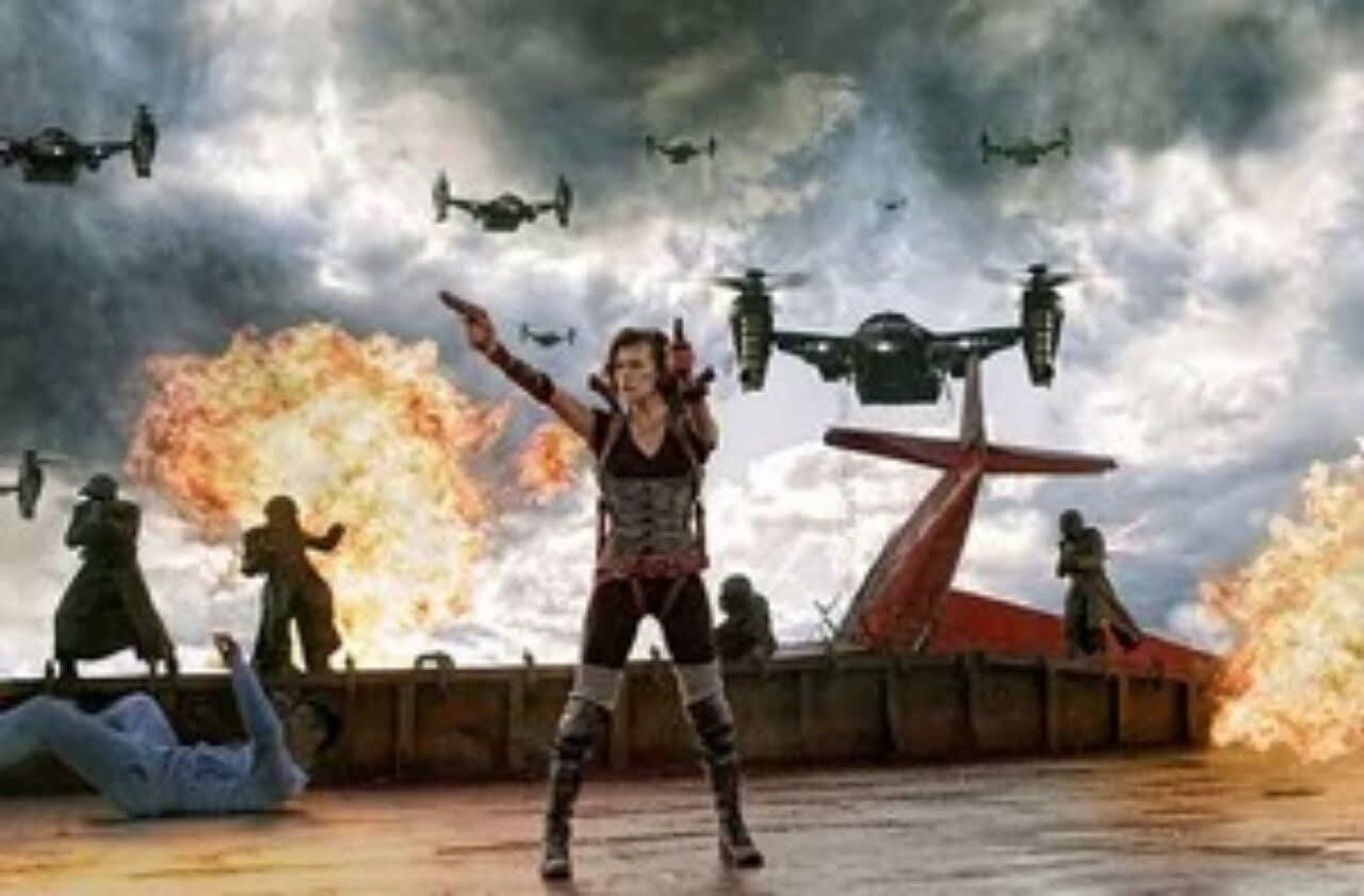 Netflix Secara Singkat Mencantumkan Deskripsi Seri Resident Evil 1