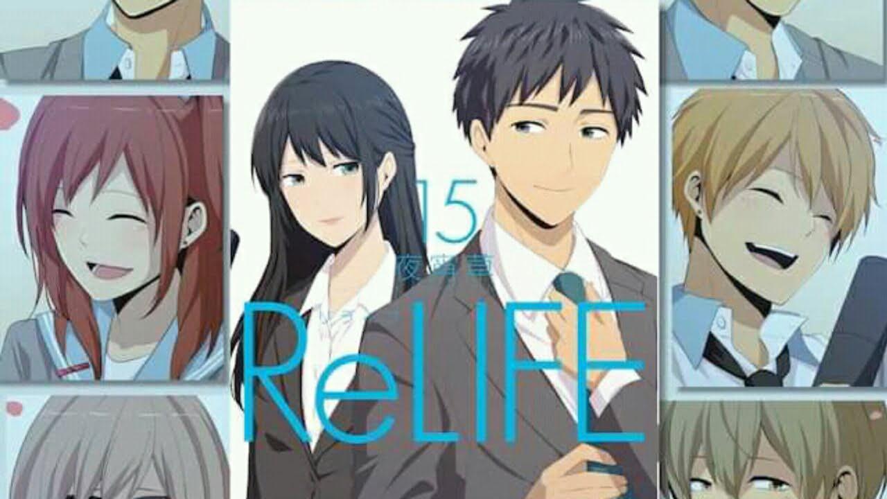 Volume Terakhir Manga ReLIFE Menyertakan Chapter Epilog Baru 1