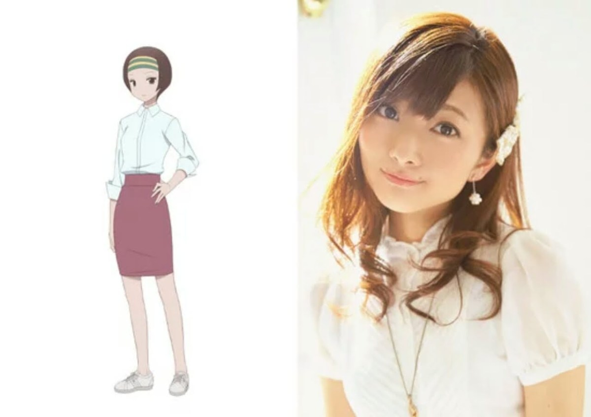Anime Kakushigoto Diperankan oleh Natsuki Hanae, Rikiya Koyama, Manami Numakura 4
