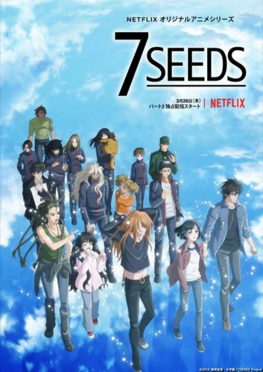 Season Ke-2 Anime 7SEEDS Ungkap Tanggal Debutnya dan Visual Baru 2