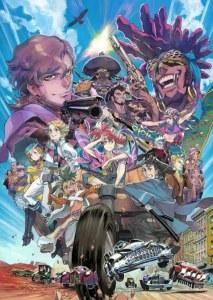 Anime Appare-Ranman! Garapan P.A. Works Ungkap Seiyuu Lainnya dan Tanggal Debutnya 6