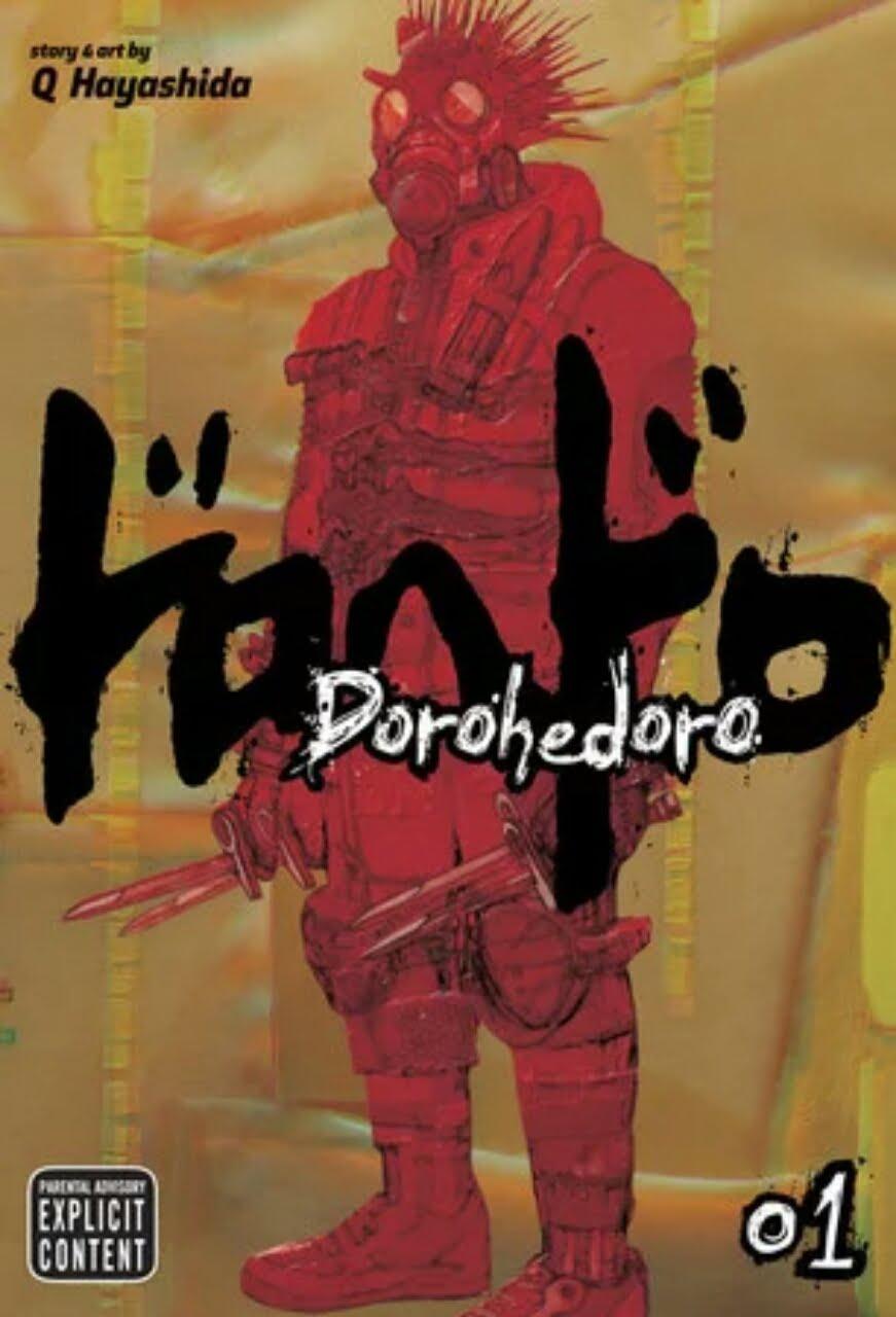 Manga Dorohedoro Dapatkan Chapter Baru Setelah 17 Bulan Sejak Akhir Cerita 1