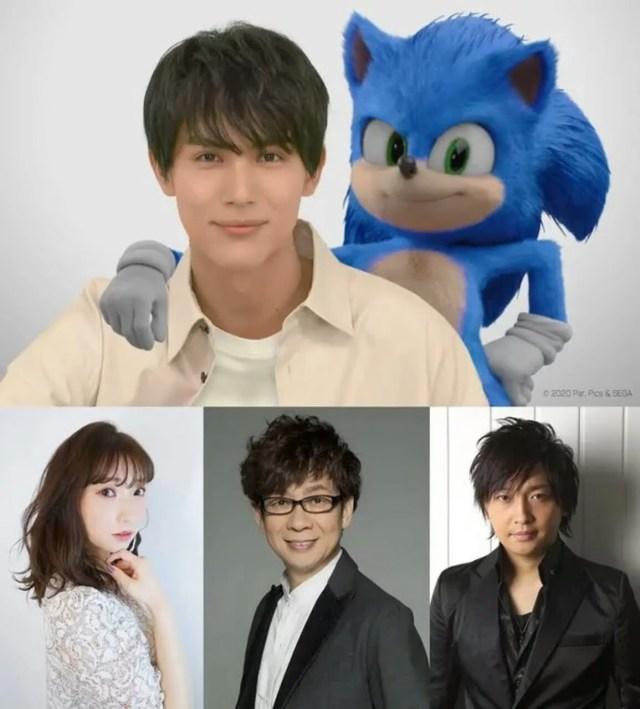 Film Sonic the Hedgehog Merilis Klip Dengan Terjemahan Bahasa Jepang, Visual Poster Baru 3