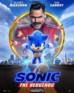 Film Sonic the Hedgehog Merilis Klip Dengan Terjemahan Bahasa Jepang, Visual Poster Baru 4