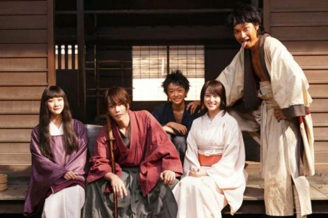 Teaser dari 'Babak Terakhir' Film Live-Action Rurouni Kenshin Pratinjau Kenshin vs. Enishi 2