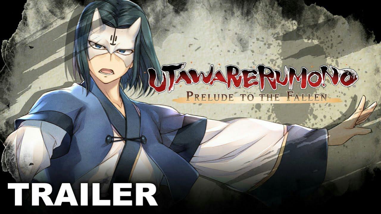 Trailer dari Game Remake Utawarerumono: Prelude to the Fallen Ungkap Tanggal Rilis Game-nya 1