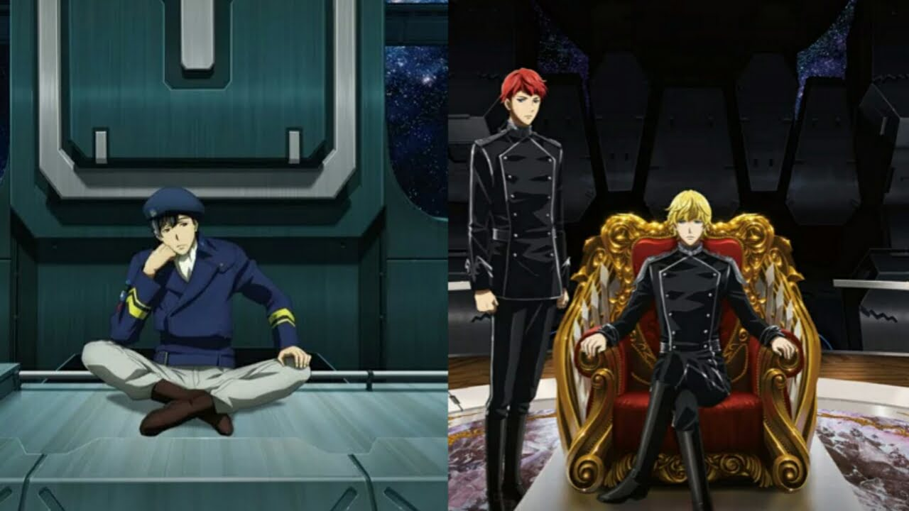 Anime Legend of the Galactic Heroes: Die Neue These Second Dapatkan Penayangan TV pada Bulan April 1