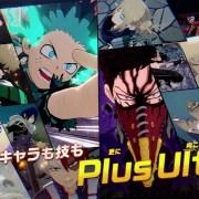 PV Ke-3 dari Game My Hero One's Justice 2 Dirilis 21