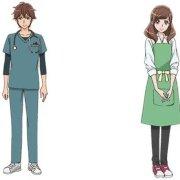 Ryota Ohsaka, Yumi Kakazu Ikut Berperan Dalam Anime Healin' Good Precure 15