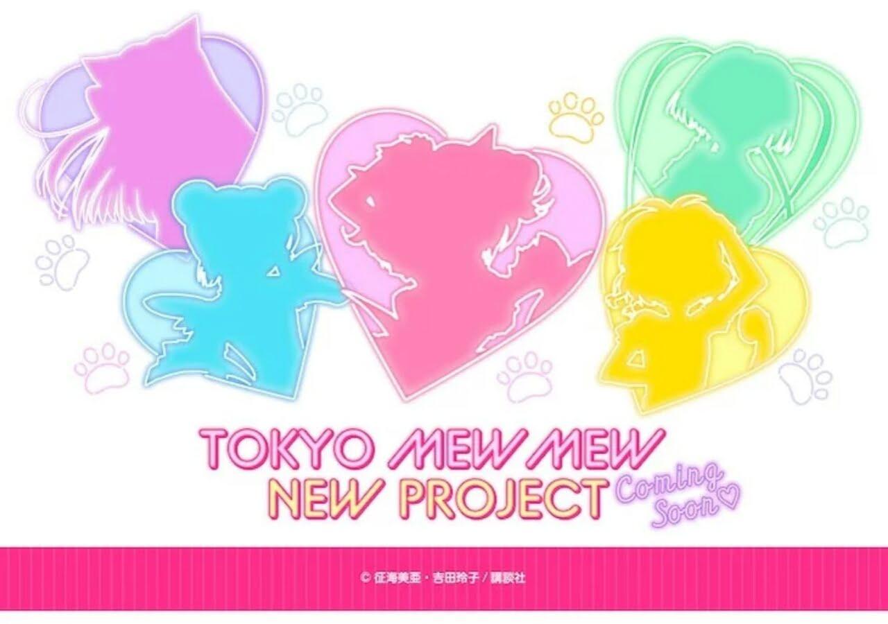 Proyek Baru Tokyo Mew Mew Dibuat Bikin Penasaran Dengan Situs Hitungan Mundur 1