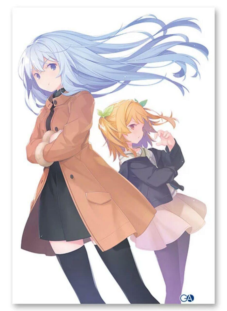 Seri Novel Ringan Oreshura Dapatkan Volume Baru Pertama Dalam 3 Tahun 2