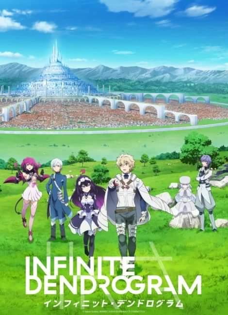 Anime Infinite Dendrogram akan Berlanjut Tanggal 27 Februari Setelah Ditunda Karena Coronavirus COVID-19 1