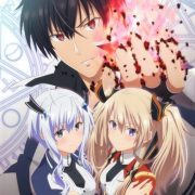 Anime TV The Misfit of Demon King Academy Ditunda ke Bulan Juli Karena Coronavirus COVID-19 15