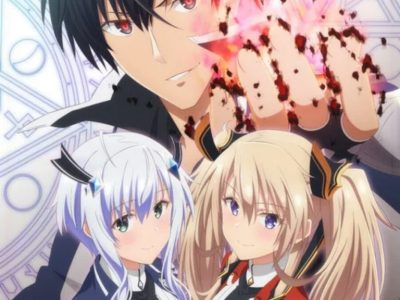 Anime TV The Misfit of Demon King Academy Ditunda ke Bulan Juli Karena Coronavirus COVID-19 5