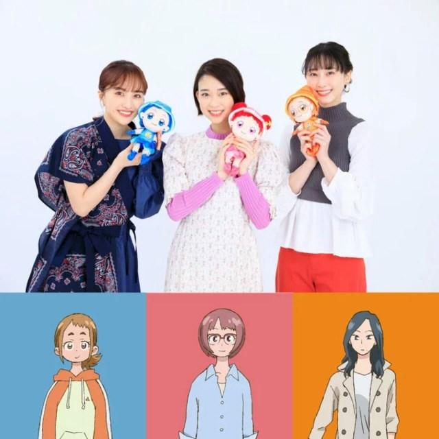Film Anime Ulang Tahun Ke-20 Ojamajo Doremi Ungkap Seiyuu-nya 2