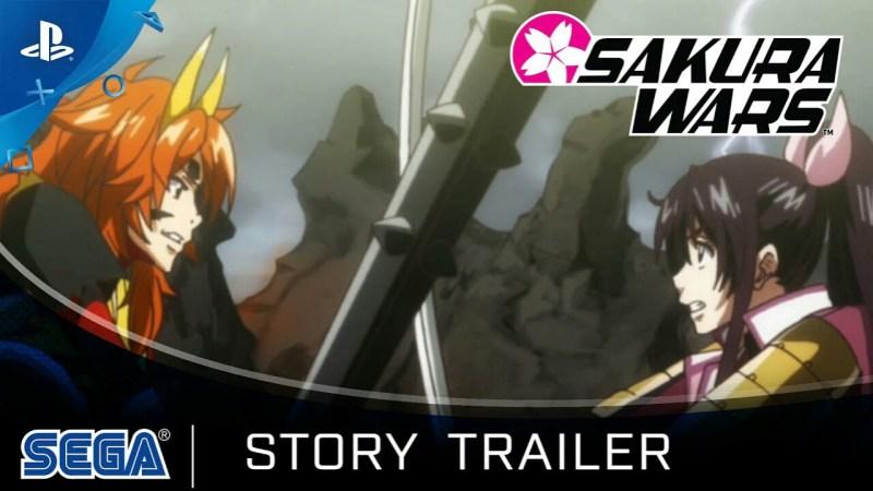 Trailer Cerita dari Game Sakura Wars Baru Telah Dirilis 1