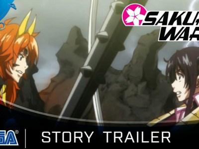 Trailer Cerita dari Game Sakura Wars Baru Telah Dirilis 17