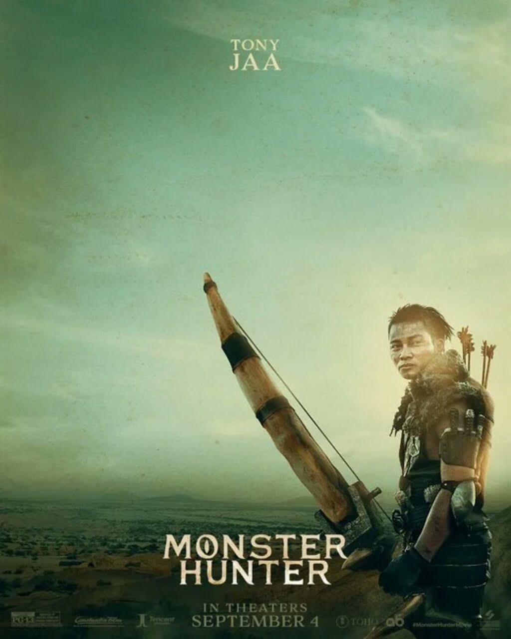 Film Monster Hunter Hollywood Ungkap 2 Poster 3