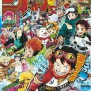 Majalah Manga Posting Terbitannya Secara Gratis Setelah Sekolah Tutup Karena Coronavirus COVID-19 22