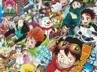 Majalah Manga Posting Terbitannya Secara Gratis Setelah Sekolah Tutup Karena Coronavirus COVID-19 3