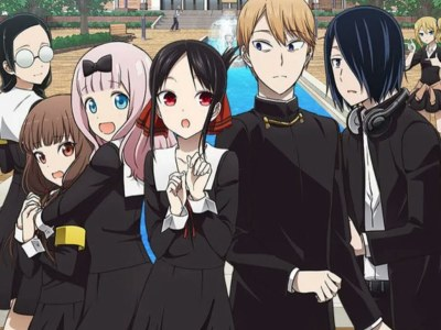 Video Promosi Anime Kaguya-sama: Love is War Season 2 Ungkap Tanggal Tayang 40