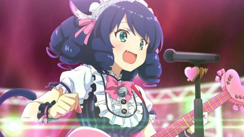Game Smartphone Show By Rock!! Fes A Live Telah Diluncurkan Pada Tanggal 12 Maret 1