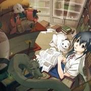 Manga Ghostly Things akan Berakhir Pada Bulan April 10