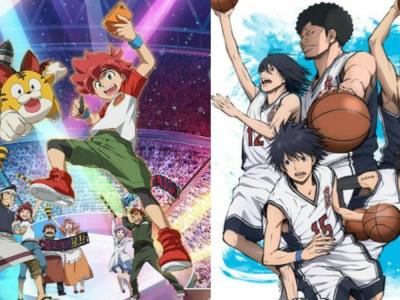 Anime TV Ahiru no Sora dan Pazudora Ganti Timeslot 1