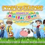 """Game """"Story of Seasons: Friends of Mineral Town"""" untuk Switch akan Rilis di Eropa dan Australia pada tanggal 10 Juli 10"""