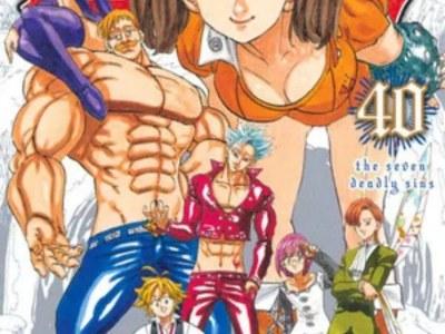 Manga The Seven Deadly Sins Akan Berakhir Pada Tanggal 25 Maret 10